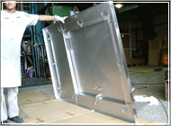 Cover for Large Equipment Hatch