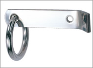Hanging Rings with Flat Plate (for General Use)